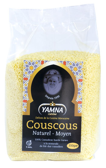 Couscous Naturel 2